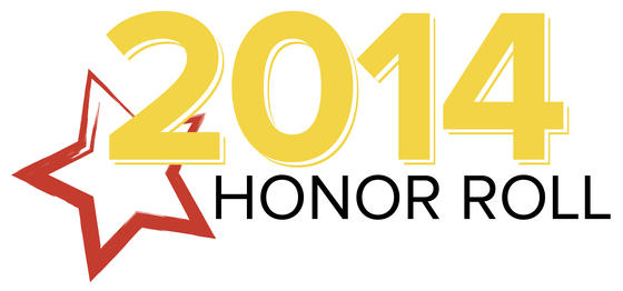 2014 CBEE Honor Roll